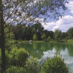 Lenox – 2 acre trout pond