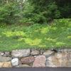 Bearberry, sedum steep slope_Monterey landscape design
