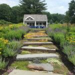 Richmond-Farm-scissor-garden-to-pool-house-&-pool